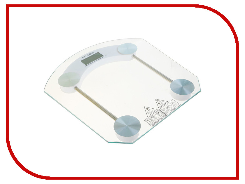 Весы напольные Gelberk GL-201 кухонные весы gelberk gl 260