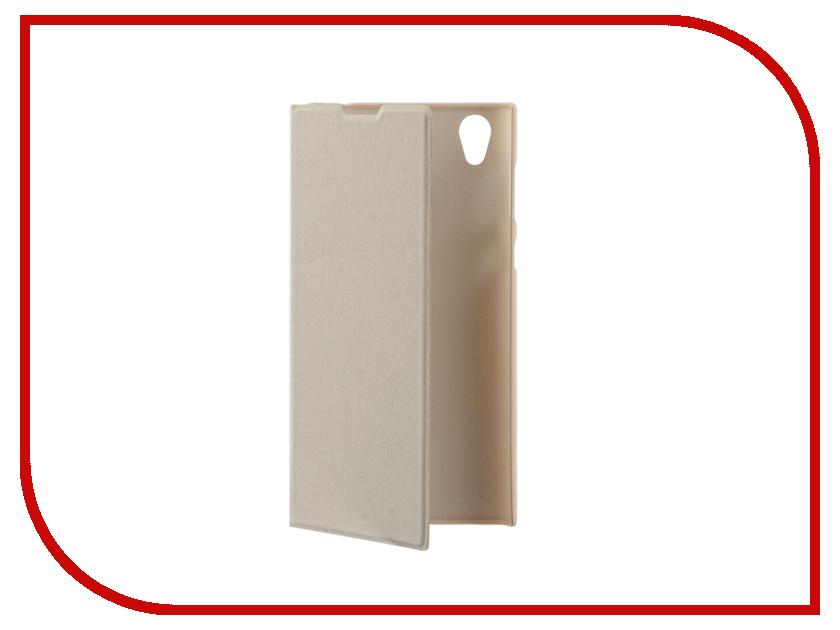 Аксессуар Чехол Sony Xperia L1 BROSCO PU White L1 L1-BOOK-WHITE аксессуар чехол sony xperia l1 brosco black l1 4side st black