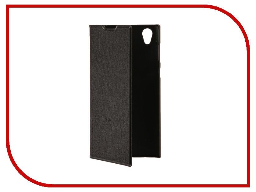 Аксессуар Чехол Sony Xperia L1 BROSCO PU Black L1-BOOK-BLACK аксессуар чехол htc u ultra brosco black htc uu book black