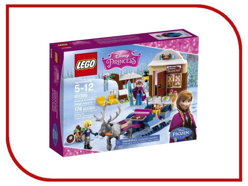Конструктор Lego Disney Princess Анна и Кристоф в санях 41066 конструктор lego disney princesses анна и кристоф прогулка на санях 174 элемента 41066