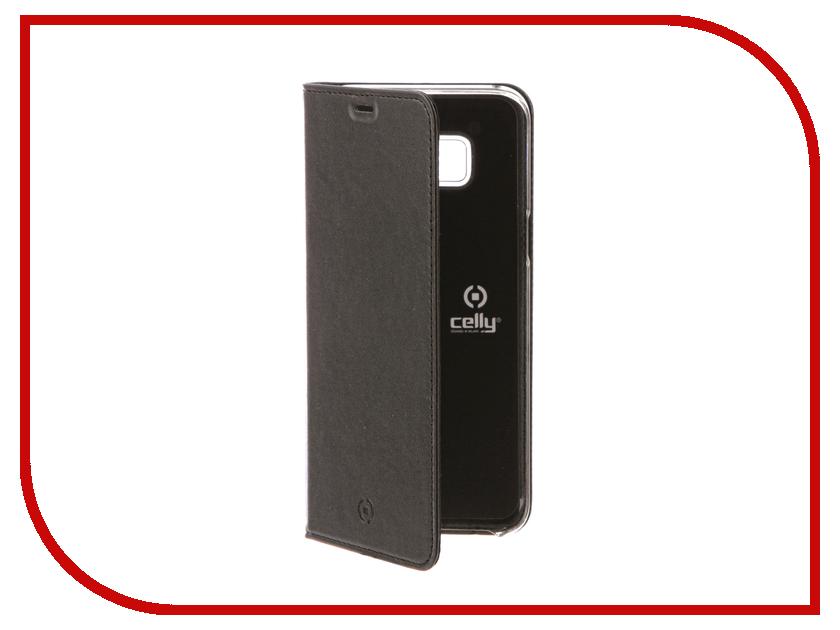Аксессуар Чехол Samsung Galaxy S8+ Celly Air Case Black AIR691BKCP аксессуар чехол lg x style celly air case black air608