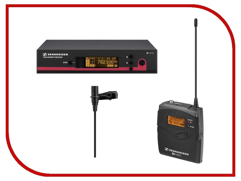 Радиосистема Sennheiser EW 112 G3-B-X микрофон sennheiser em4035 ew185 g3