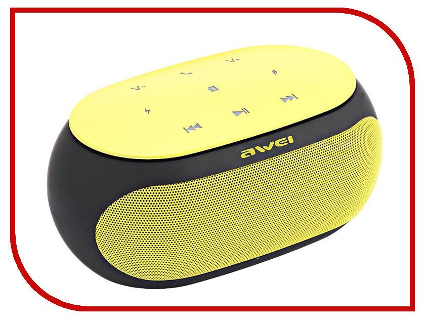 Колонка Awei Y200 Yellow 65732 колонка awei y900 pink
