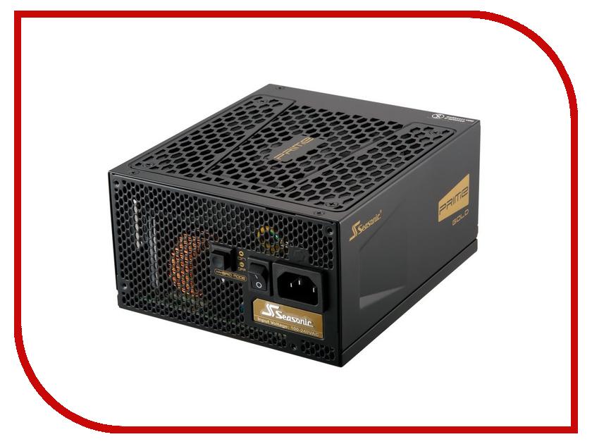 купить Блок питания SeaSonic Prime Gold SSR-850GD 850W онлайн