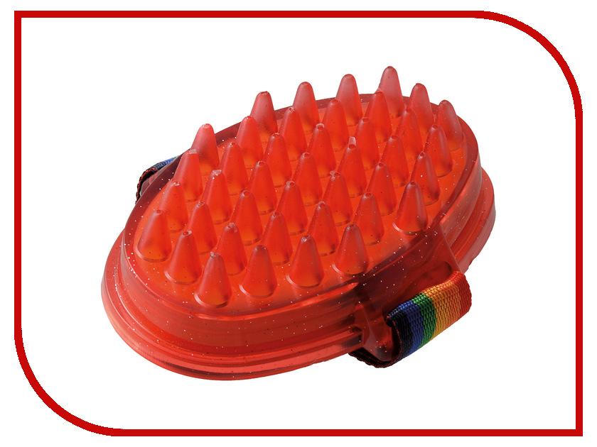 Расческа для животных V.I.Pet Щетка для мытья и массажа 3356 щетка для массажа головы