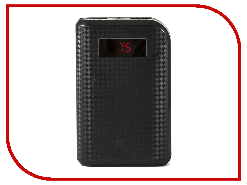 Аккумулятор Remax Power Bank Proda PPL-10 10000mAh Carbon Black 71867 аккумулятор remax power bank proda power box 20000mah black