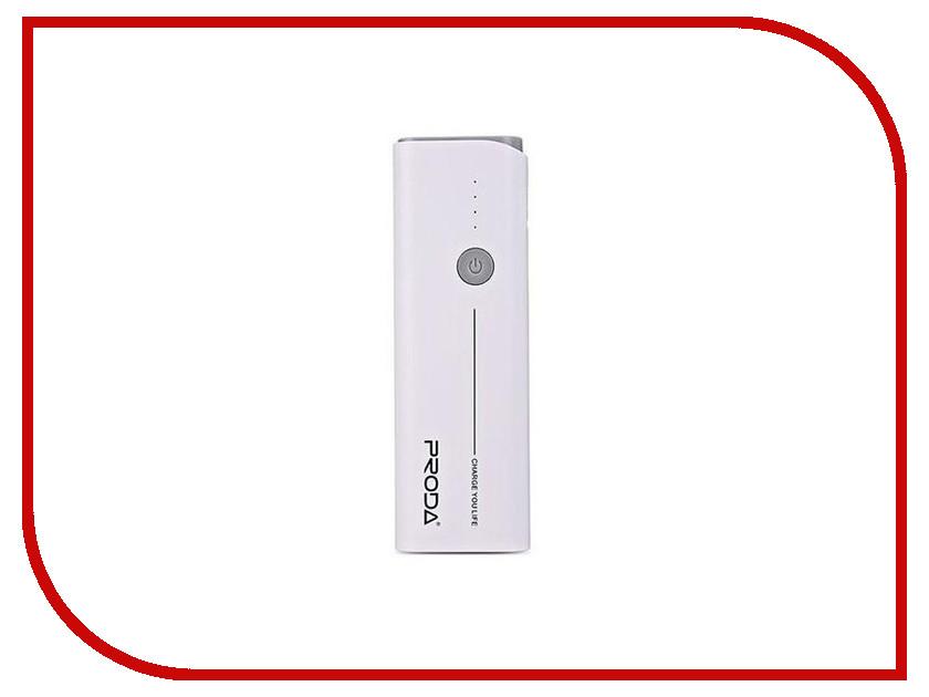 Аккумулятор Remax Power Bank Proda PPL-5 Jane 10000mAh White 68892 tuffstuff ppl 930