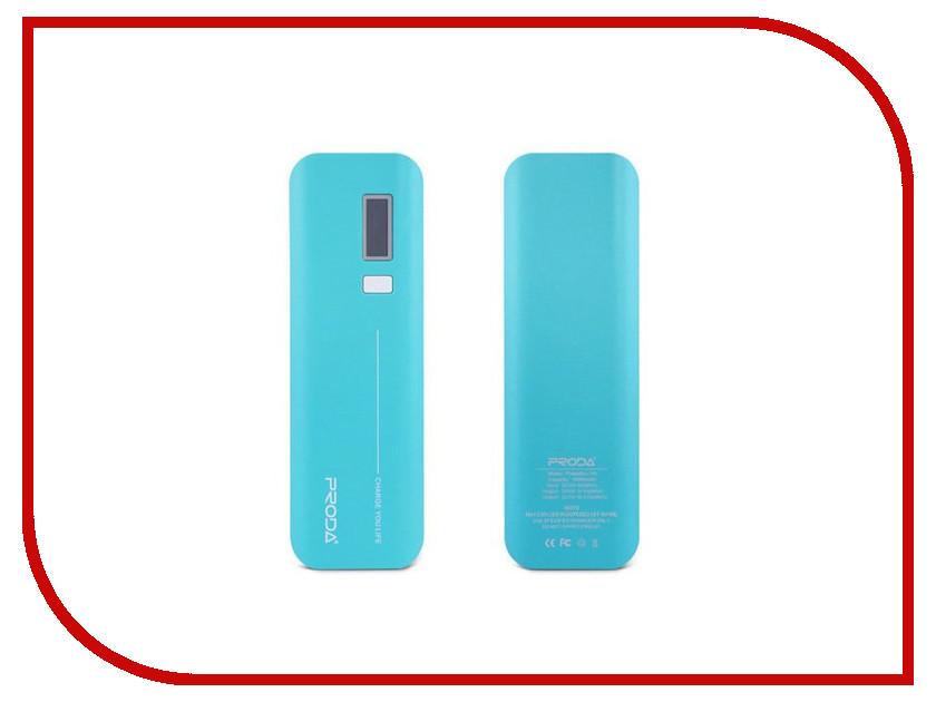 Аккумулятор Remax Power Bank Proda PPL-5 Jane 10000mAh Mint 68890