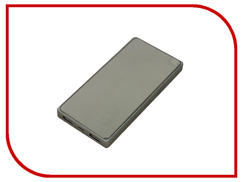 Аккумулятор Remax Power Bank Proda PPP-12 Superalloy 10000mAh Silver 66615