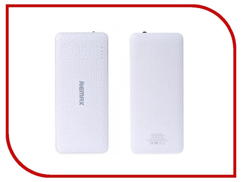 Аккумулятор Remax Power Bank RPL-11 Pure 10000mAh White 68897