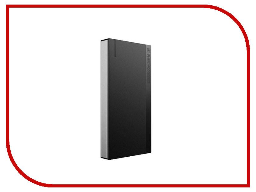 Аккумулятор Remax Power Bank RPP-58 Repower 10000mAh Grey 71919 power bank 6000 mah remax rpp 16 розовый remax