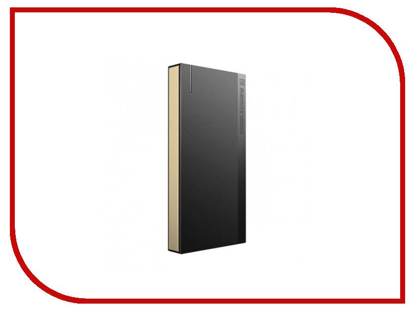 Аккумулятор Remax Power Bank RPP-58 Repower 10000mAh Gold 71918 аккумулятор rock odin power bank 10000mah rmp0362 gold