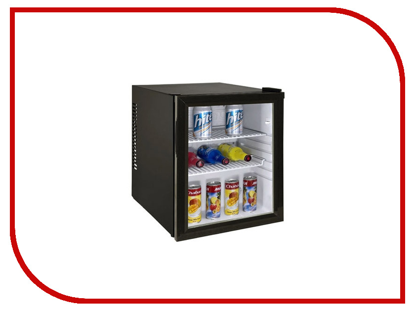 Холодильный шкаф Gastrorag CBCW-35B холодильный стол охлаждаемый полюс carboma bar 250