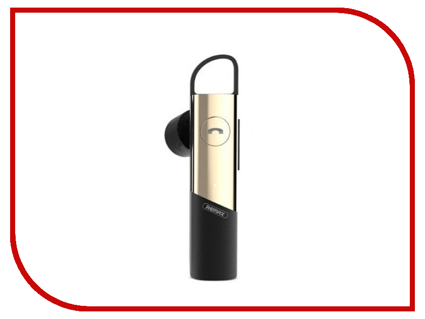 Гарнитура Remax RB-T15 Gold