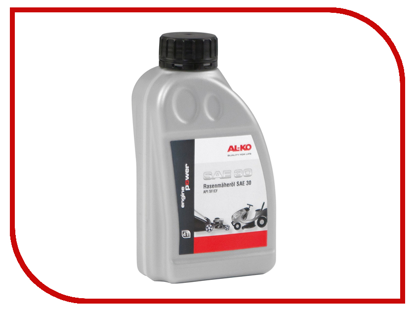 Масло AL-KO 600ml 112888 для 4-тактных двигателей