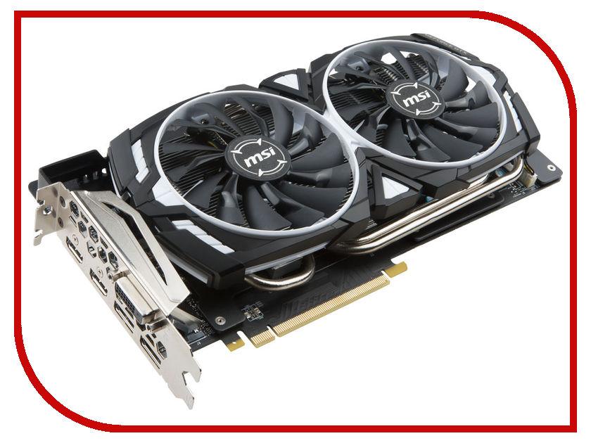 Видеокарта MSI GeForce GTX 1080 Ti 1531Mhz PCI-E 3.0 11264Mb 11016Mhz 352 bit DVI HDMI GTX 1080 Ti ARMOR 11G OC купить geforce gtx 980 msi