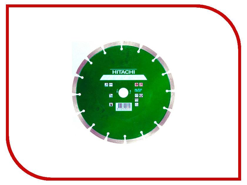 Диск Hitachi 752811 алмазный отрезной, универсальный 115x22.2x10mm диск отрезной дремель