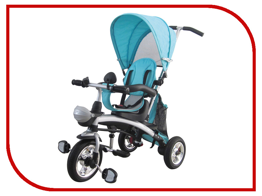 Коляска-велосипед Sweet Baby Mega Lexus Trike Azure комплект трусов 2 шт infinity kids