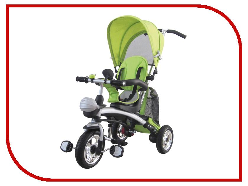 Коляска-велосипед Sweet Baby Mega Lexus Trike Green коляски прогулочные sweet baby прогулочная коляска sweet baby combina tutto сetriolo