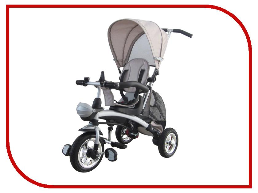 Коляска-велосипед Sweet Baby Mega Lexus Trike Grey коляски прогулочные sweet baby прогулочная коляска sweet baby combina tutto сetriolo