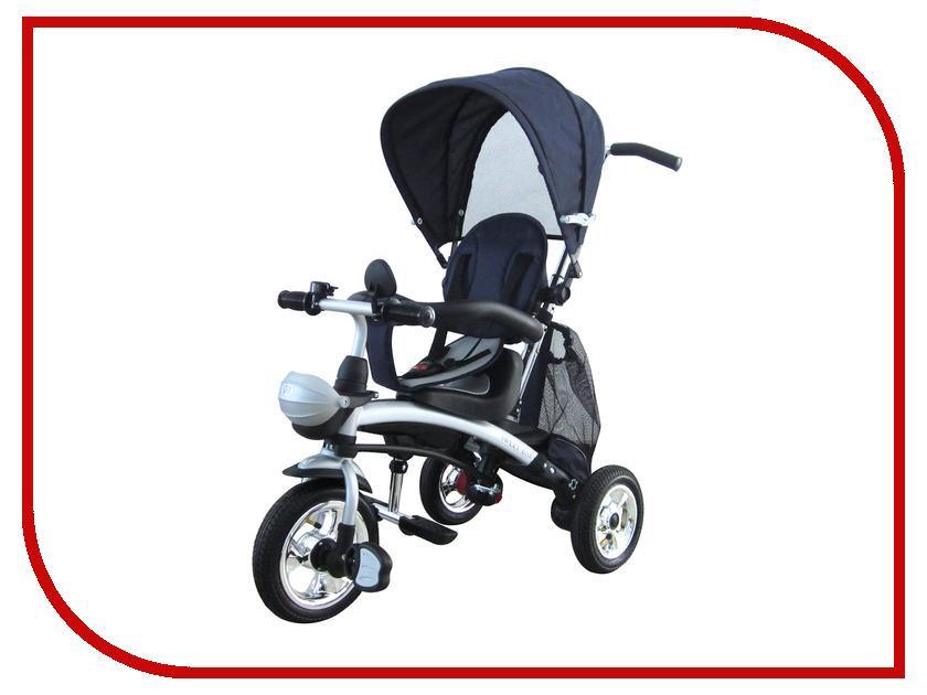Коляска-велосипед Sweet Baby Mega Lexus Trike Navy прогулочная коляска sweet baby combina tutto сetriolo sweet baby