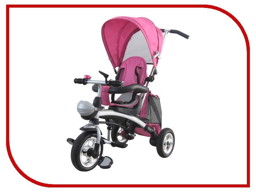 Коляска-велосипед Sweet Baby Mega Lexus Trike Pink коляска отзывы sweet baby mamma mia