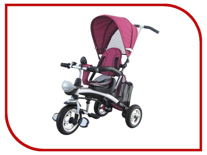 Коляска-велосипед Sweet Baby Mega Lexus Trike Wine коляска отзывы sweet baby mamma mia