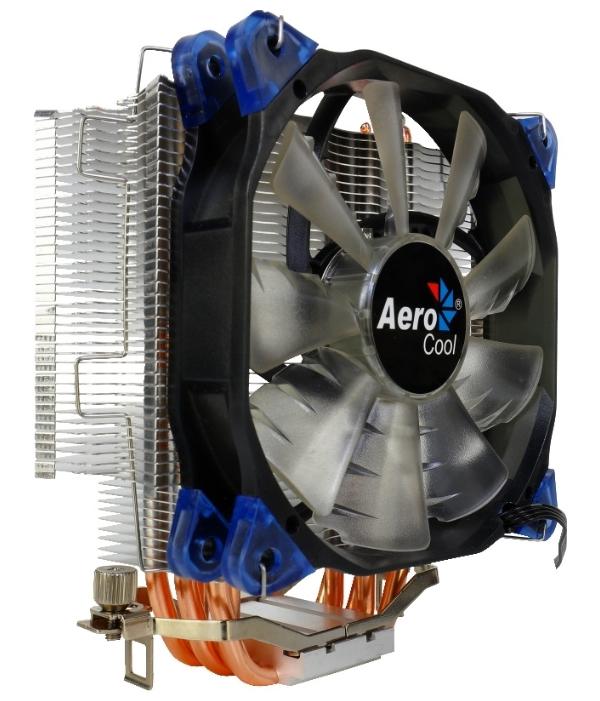 Кулер AeroCool Verkho 5 (Intel LGA 2011/1156/1155/1150/1366/775 / FM1/FM2/AM2/AM2+/AM3/AM3+)