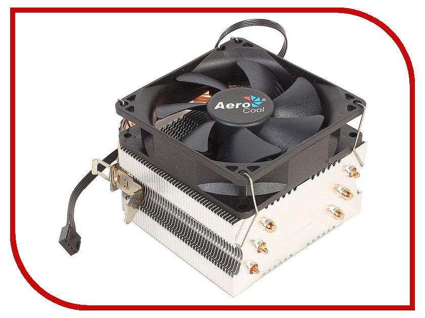 Кулер AeroCool Verkho 3 (Intel LGA 1156/1155/1150/1151/775 / FM1/FM2/AM2/AM2+/AM3/AM3+)