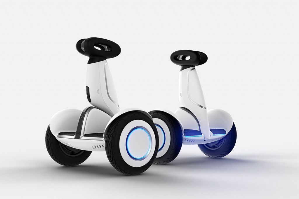 Сегвей Xiaomi Ninebot Scooterplus MiniPLUS