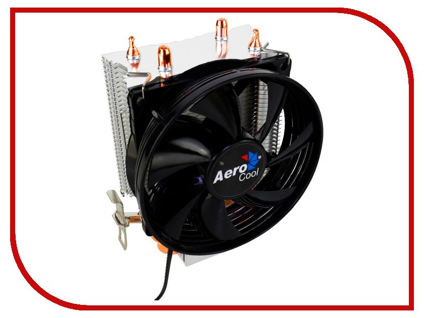 Кулер AeroCool Verkho 2 (Intel LGA 1156/1155/1150/1151/775 / FM1/FM2/AM2/AM2+/AM3/AM3+)