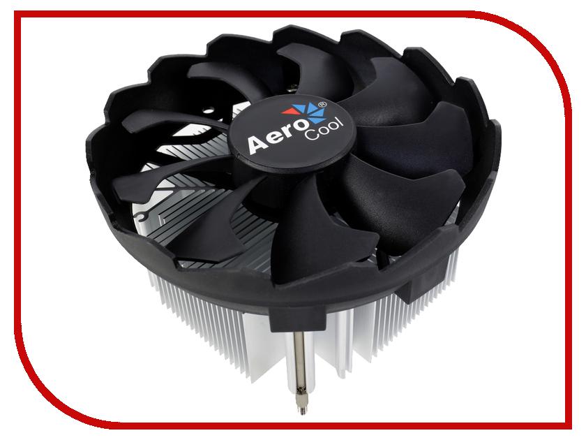 Кулер AeroCool BAS (Intel LGA 1156/1155/1150/1151) кулер aerocool verkho 4 lite