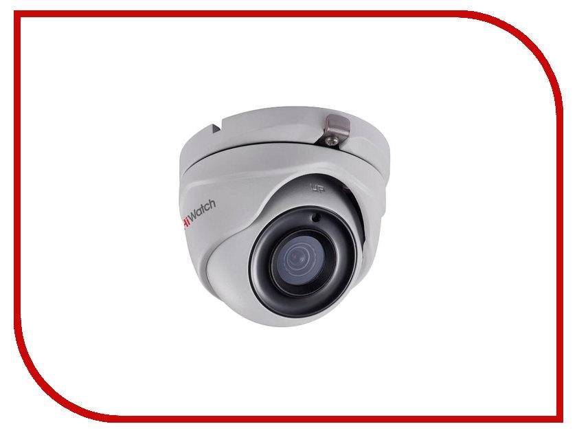 Аналоговая камера HikVision HiWatch DS-T503 2.8mm  цена