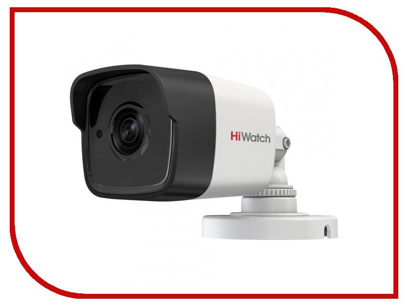 Аналоговая камера HikVision HiWatch DS-T500 2.8mm