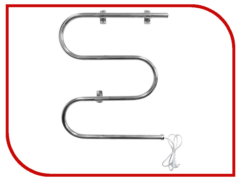Полотенцесушитель Domoterm DMT 107-25 600x500 EK R