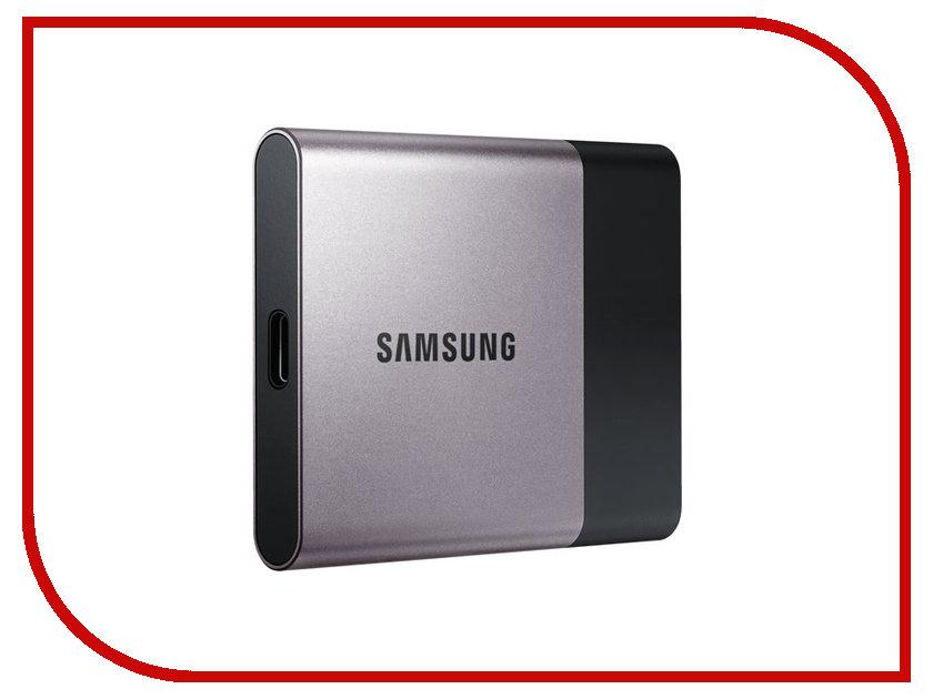 Жесткий диск Samsung Portable SSD T3 250Gb MU-PT250B жесткий диск 250gb samsung s850 evo mz n5e250bw