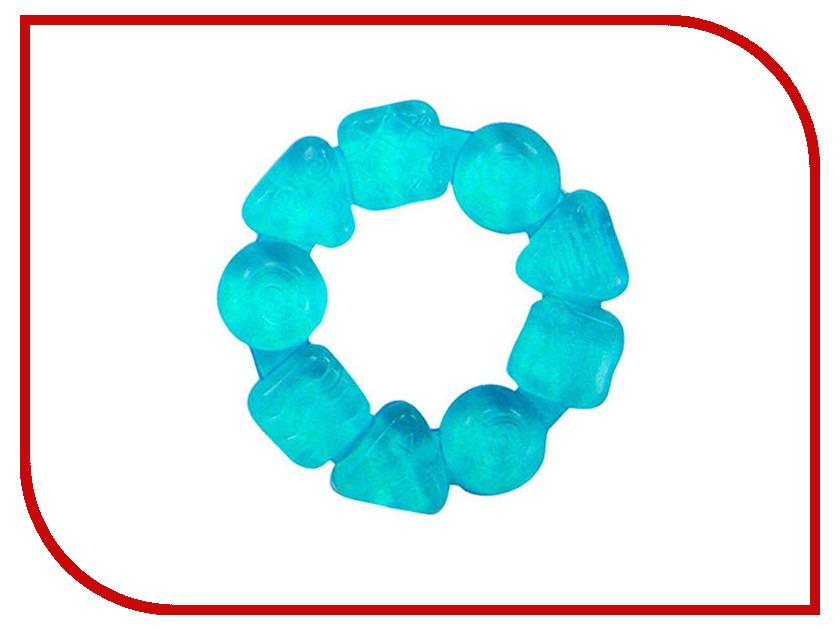 Игрушка Bright Starts Прорезыватель для зубок Карамельный круг Blue 10204-2 bright starts прорезыватель карамельный круг цвет желтый