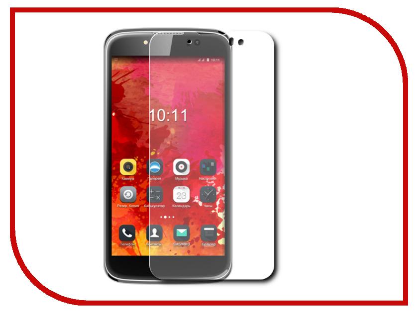 Аксессуар Защитное стекло RoverPhone Optima 5 Gecko 0.26mm ZS26-GROVOP5 клей для ресниц catrice lash glue 010 цвет 010 прозрачный variant hex name ffffff