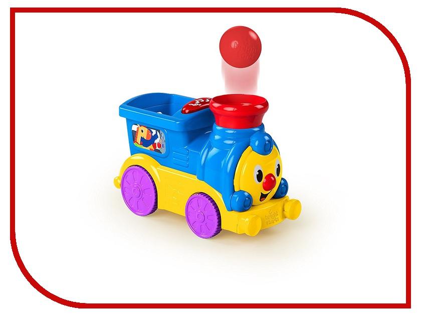 Игрушка Bright Starts Весёлый паровозик с мячиками 10308
