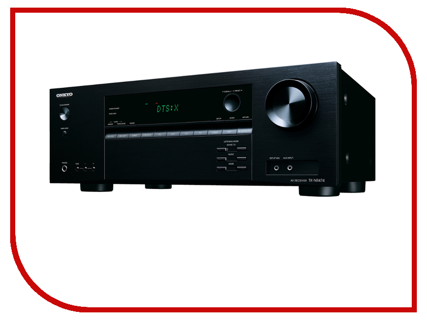 Ресивер Onkyo TX-NR474 Black ремень dc chinook tx black heather