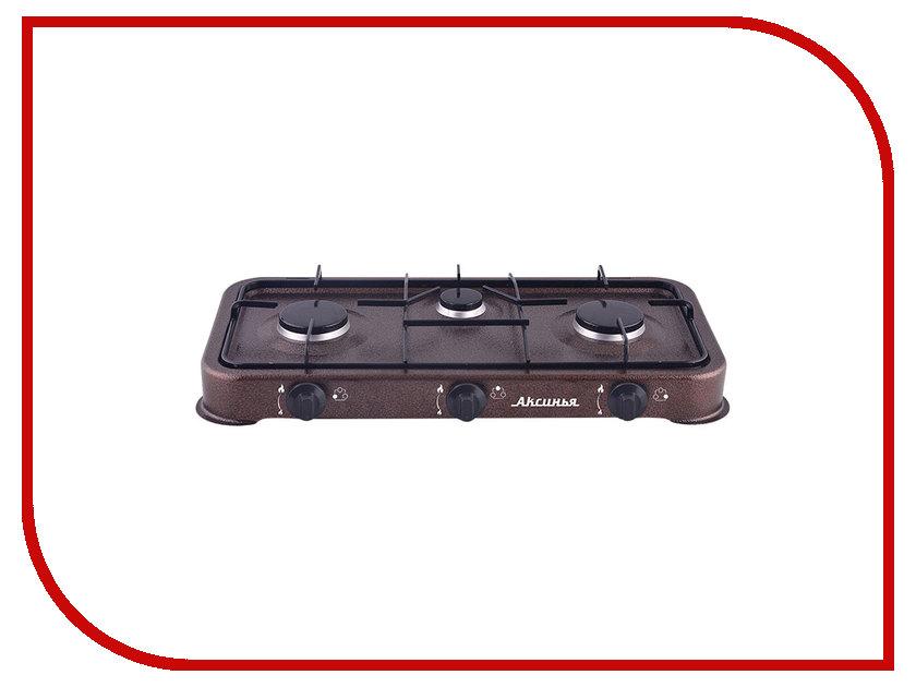 Плита Аксинья КС-103 Brown