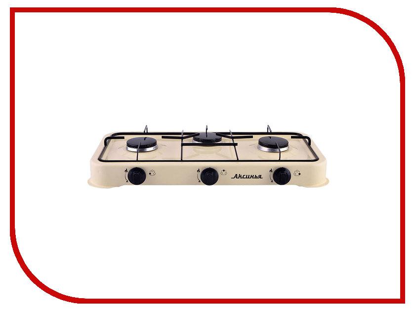 Плита Аксинья КС-103 Beige