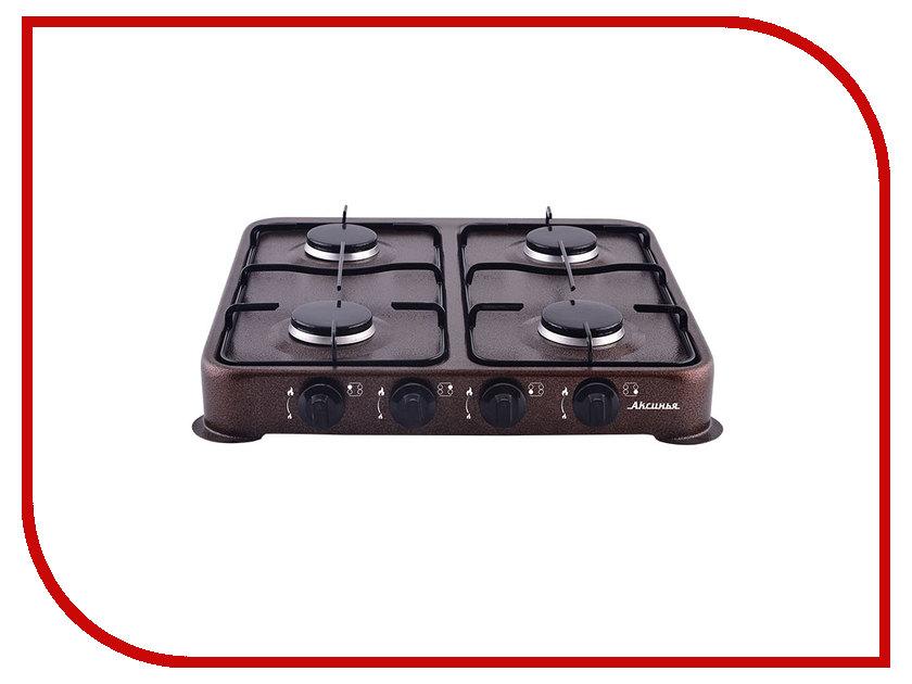 Плита Аксинья КС-104 Brown