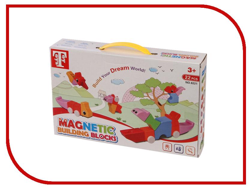3D-пазл Toy Toys Магнитные блоки TOTO-013