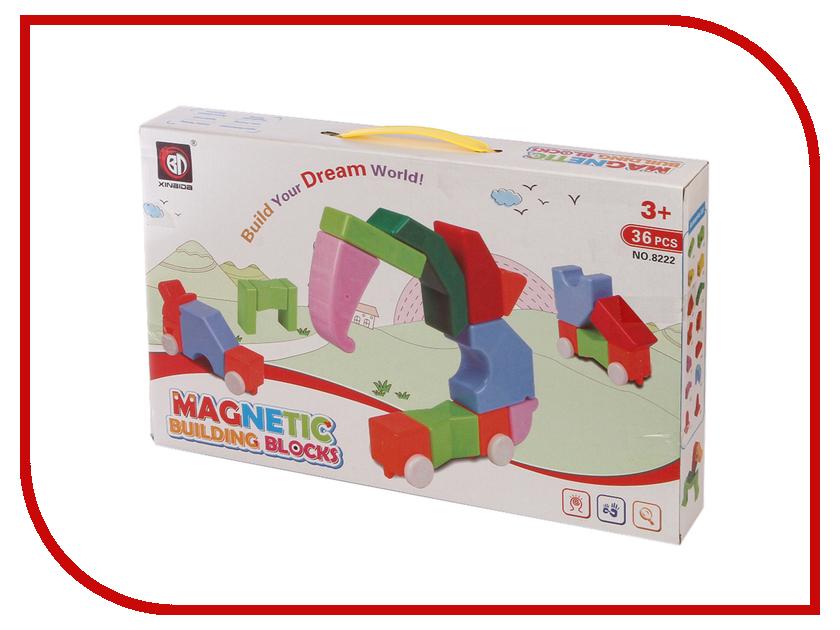 3D-пазл Toy Toys Магнитные блоки TOTO-012