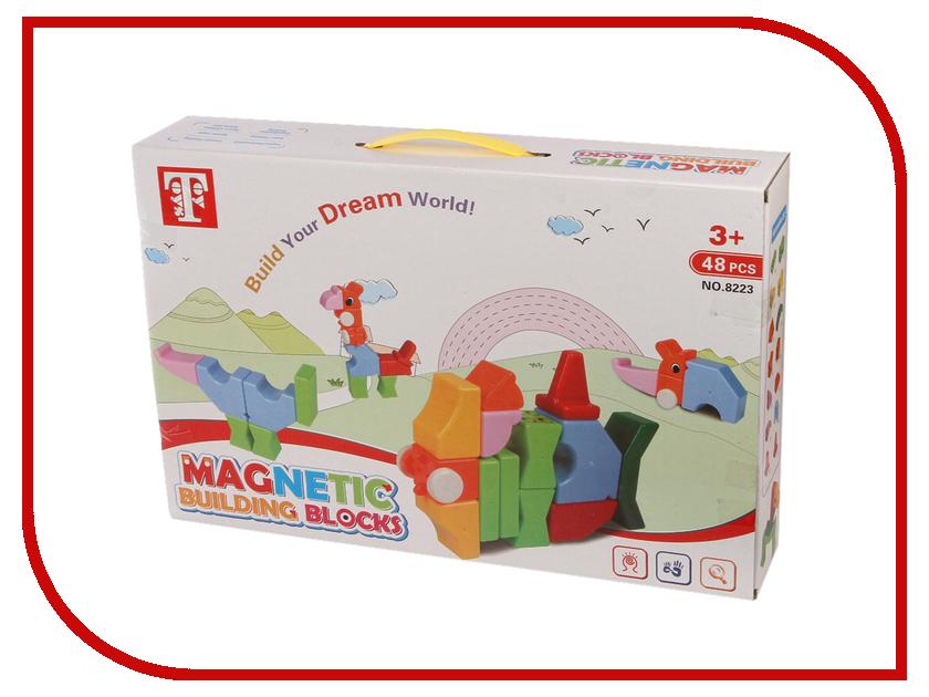 3D-пазл Toy Toys Магнитные блоки TOTO-011 набор toto mosaic напольная мозаика пазл 50шт 00 105