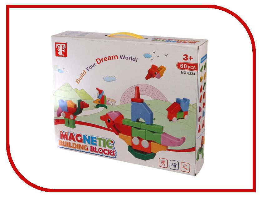 3D-пазл Toy Toys Магнитные блоки TOTO-010 набор toto mosaic напольная мозаика пазл 50шт 00 105