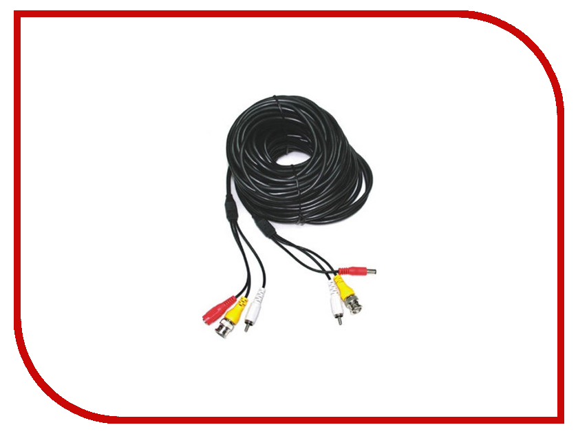 Аксессуар Кабель Orient BNC/RCA CVAP-20 аксессуар кабель orient bnc rca cvap 20