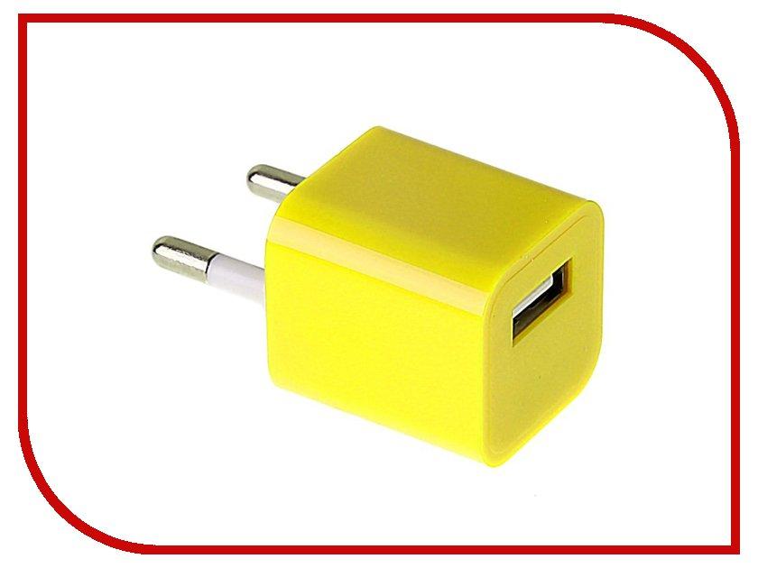 Зарядное устройство Activ Medium 3G 1000mA Yellow 47078