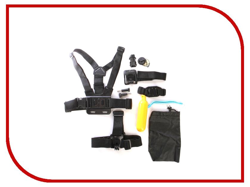 Аксессуар Набор EKEN A9 для камер EKEN, GoPro, Xiomi аксессуар монопод трипод eken gp55 225 1100 для gopro